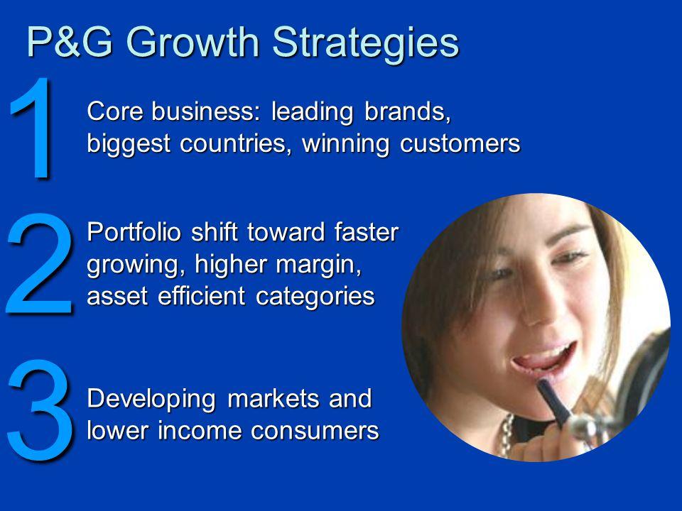 Innovation Go-to- Market Scale Consumer Understanding Branding 8 Leveraging P&G's Core Strengths