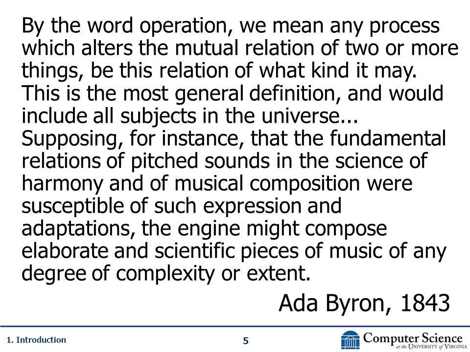6 1.Introduction What is the difference between Euclid and Ada.