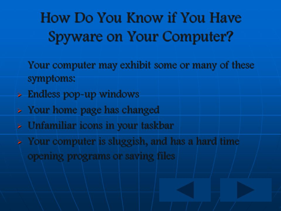 Spyware Can…….