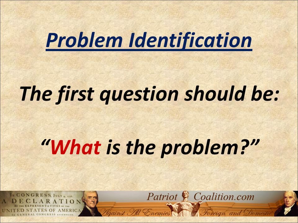 The Wrong Solution to the Wrong Problem Article V of the Constitution tells us how to change it.