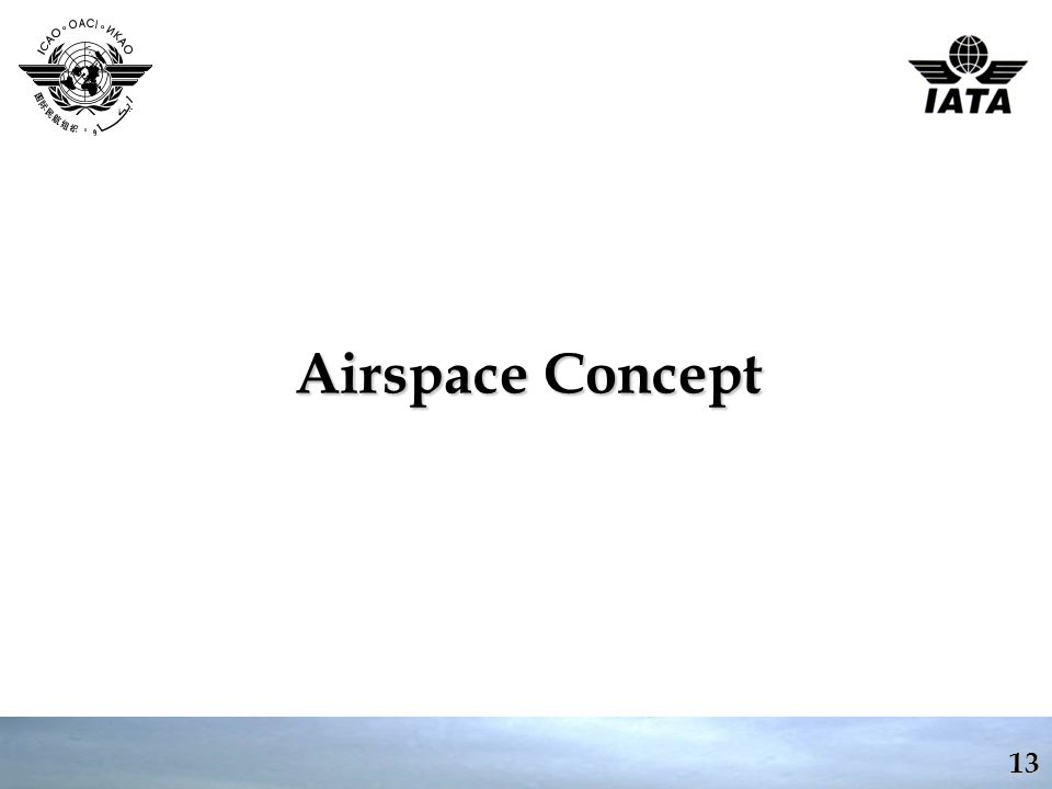 Airspace Concept 13