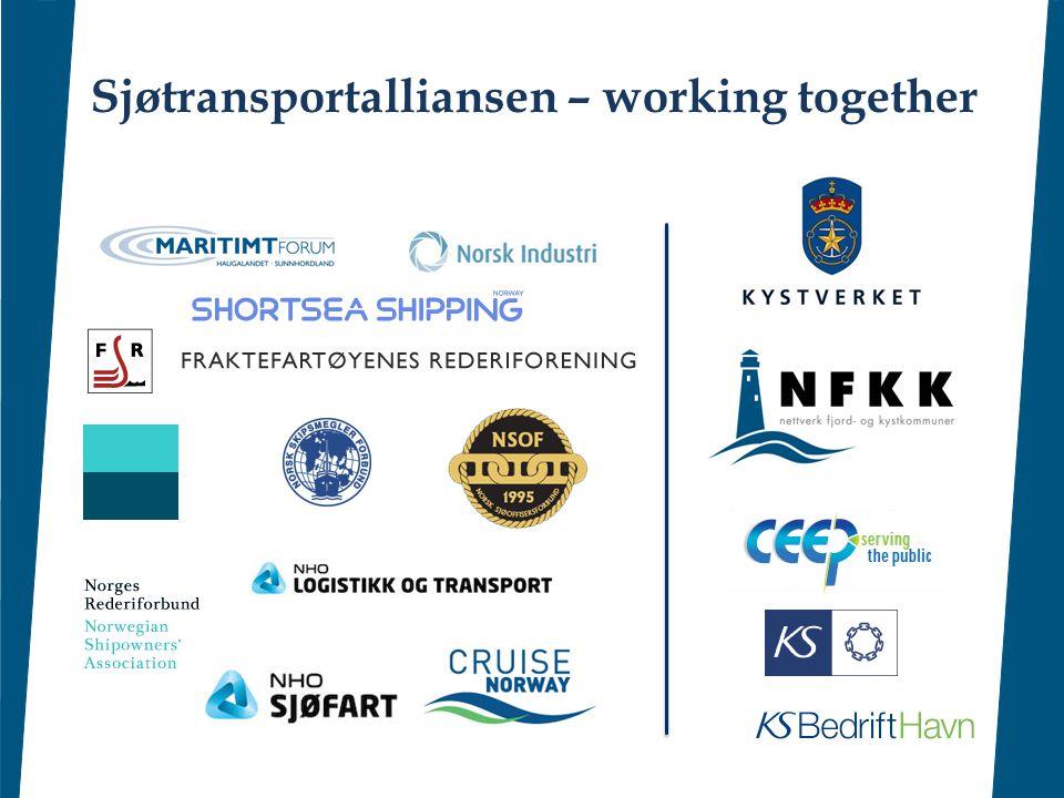 Sjøtransportalliansen – working together