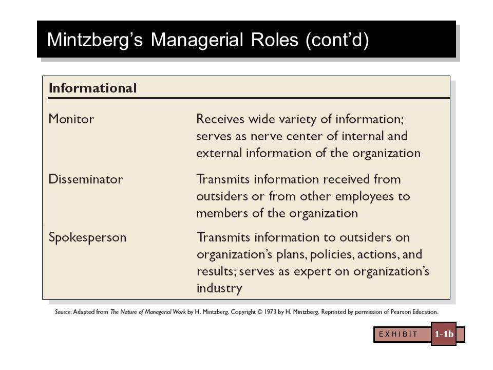 Mintzberg's managerial roles essay checker