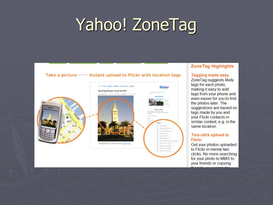 Yahoo! ZoneTag