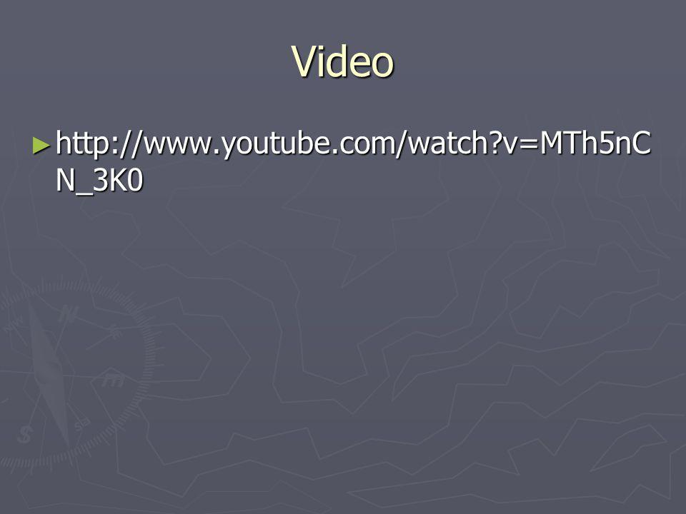 Video ► http://www.youtube.com/watch v=MTh5nC N_3K0
