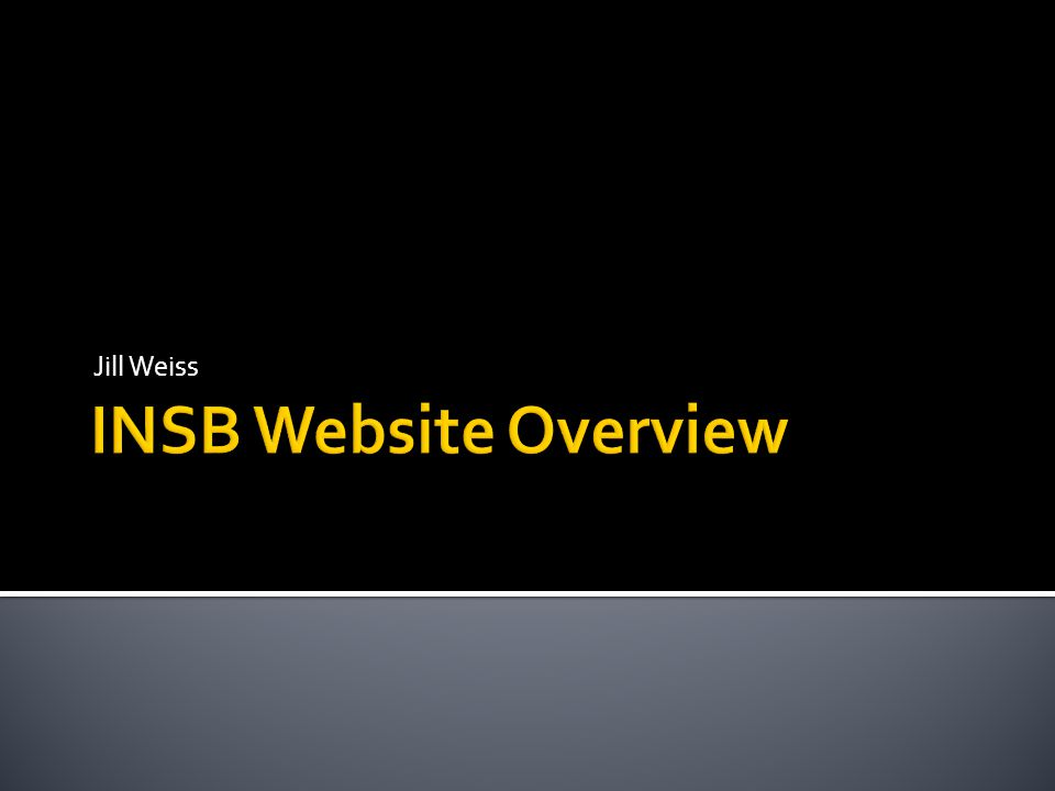  About the Website  Upgrade completion May 2011  Web Address: www.insb.uscourts.gov www.insb.uscourts.gov