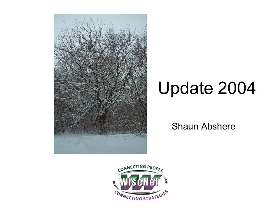 Update 2004 Shaun Abshere