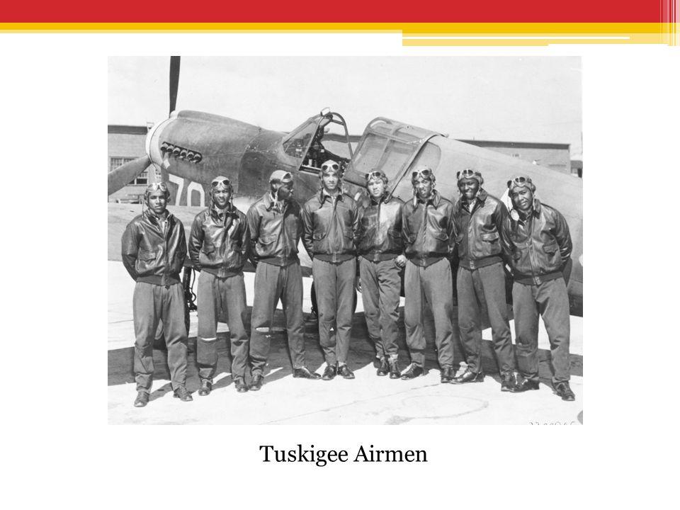 Tuskigee Airmen