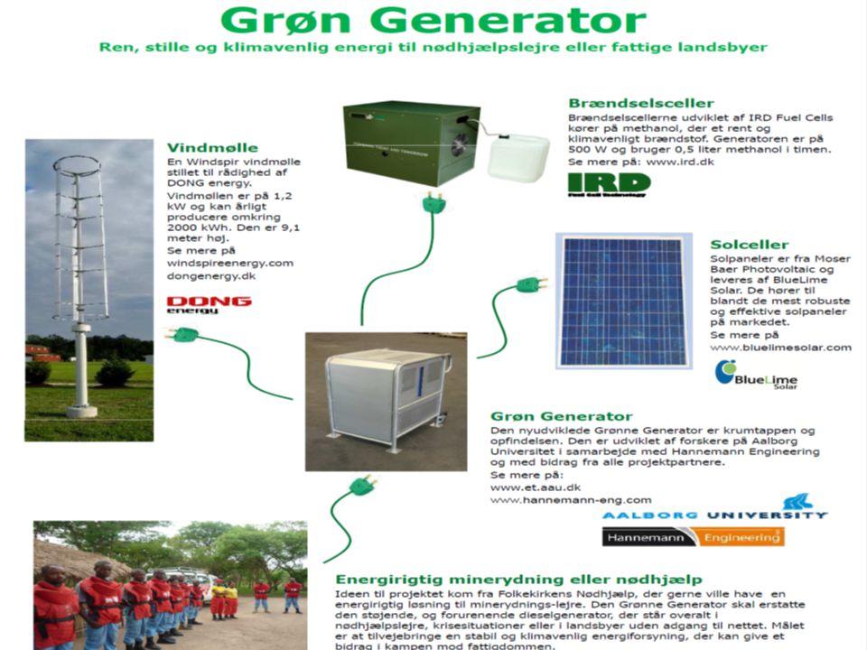 Energy efficient demining