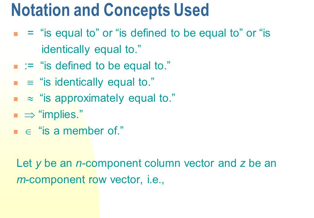 History of Optimal Control Theory Calculus of Variations.