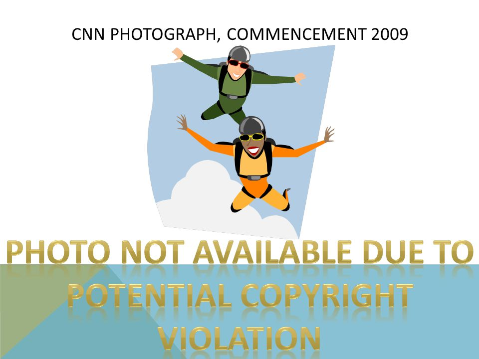 CNN PHOTOGRAPH, COMMENCEMENT 2009