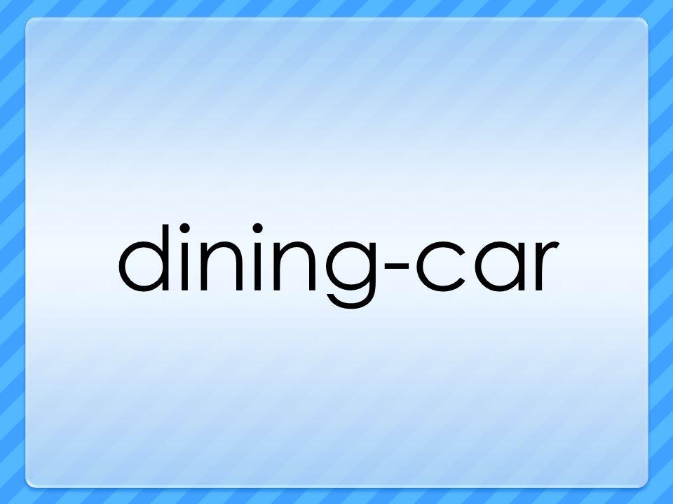 dining-car