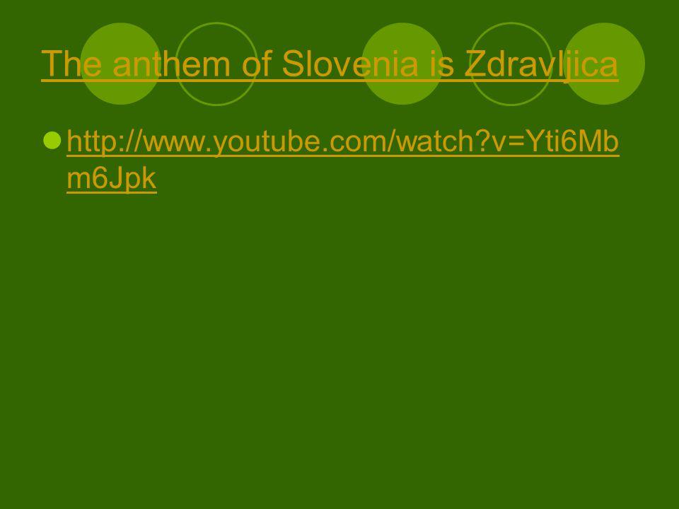 The capital of Slovenia is Ljubljana