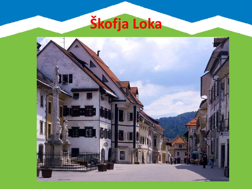 The oldest cities Ptuj is the oldest documented town in Slovenia.