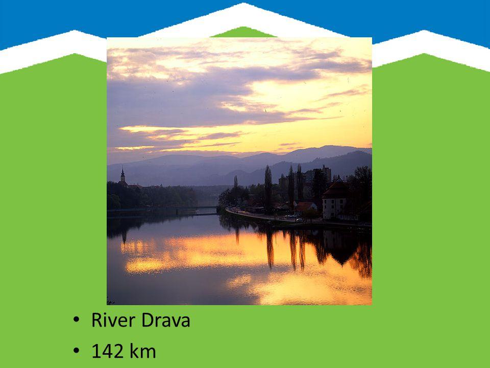 River Sava 221 km