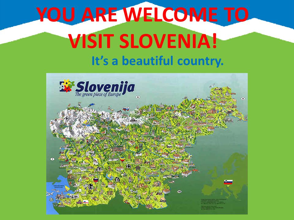 Slovenia became a member of the EU on 1 May 2004 with nine other countries.