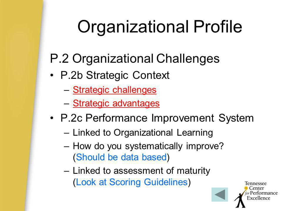 7.6 – Leadership Outcomes (1) Aim is to maintain a fiscally sound, ethical organization that is a good citizen in its community Results related to accomplishment of strategy and action plans linked to: –Strategic objectives and goals - Item 2.1b(1) –Key action plan performance measures – Item 2.2a(6) –Performance projections or key action plan performance measures – Item 2.2b