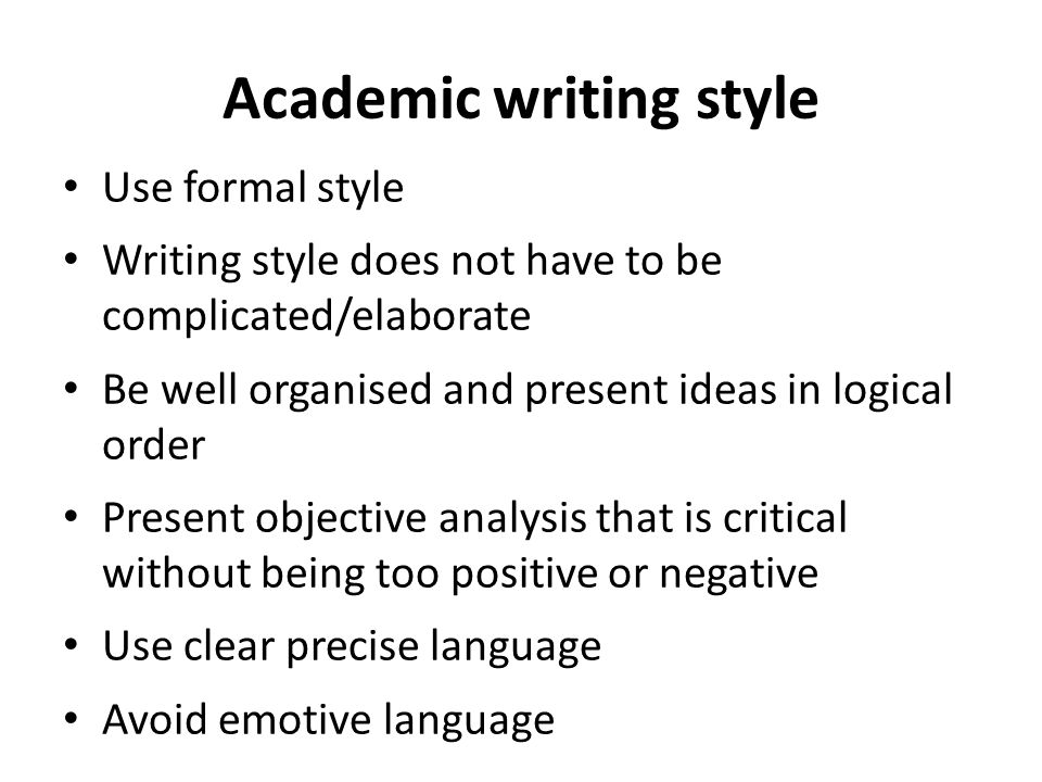 form style thesis writing For further advice about the style and format of your thesis you can attend one of the graduate research school workshops on thesis writing or contact one of the.