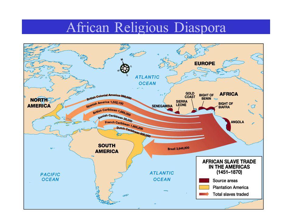 African Religious Diaspora