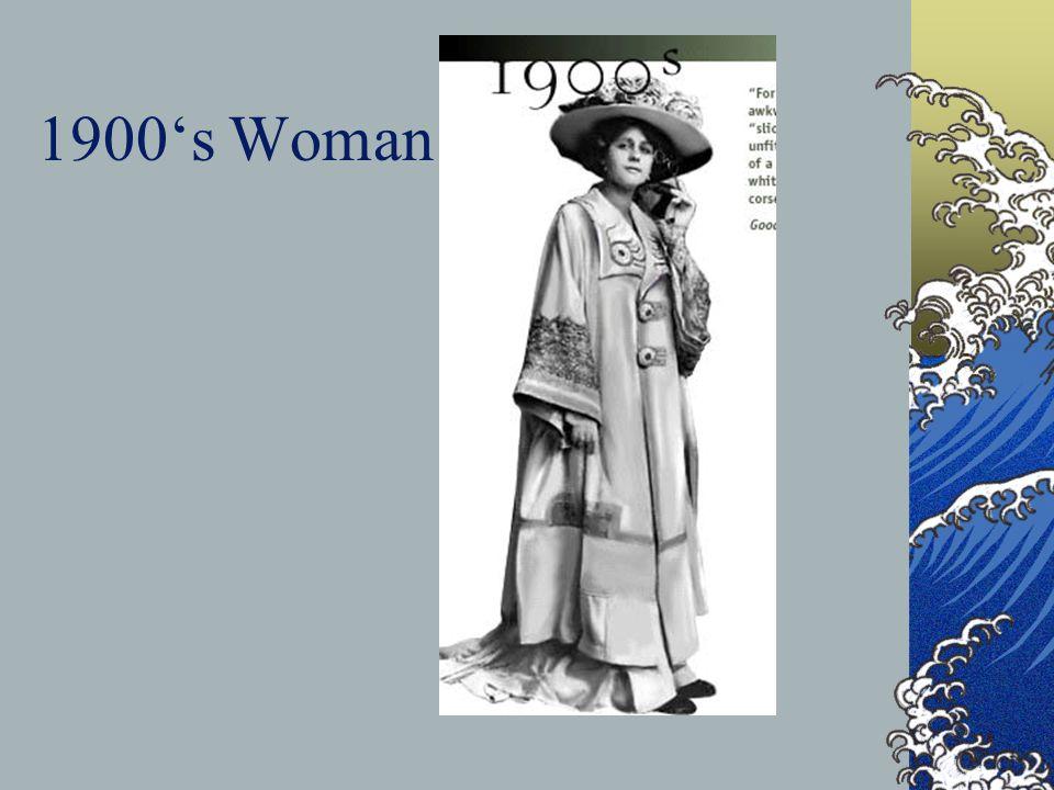 1900's Woman