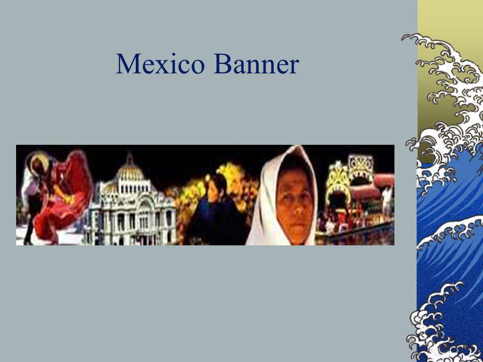 Mexico Banner