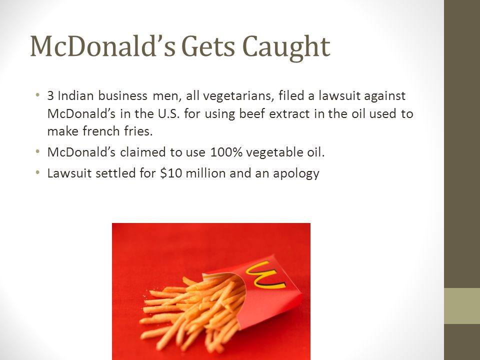 News Travels to India One McDonald's restaurant was vandalized causing $45,000 in damage.