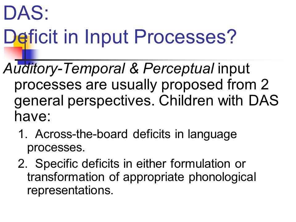 Speech Practice for DAS Intensive treatment is required Large number of movement repetitions required (no fewer than 20) Come to neutral position between attempts (rest), do NOT divide into component parts Progress through hierarchy of task difficulty Treat rhythm, stress & intonation to coincide with articulation drills