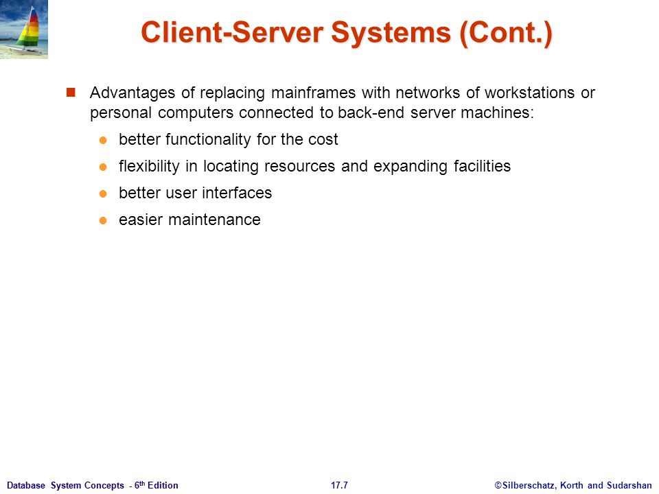 ©Silberschatz, Korth and Sudarshan17.48Database System Concepts - 6 th Edition Figure 17.10