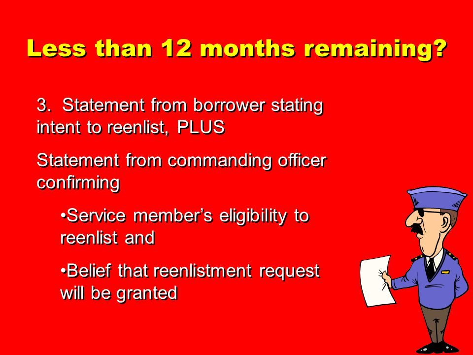 2. Verification of bona fide offer of civilian employment after release from active duty. Must include Start date Rate of pay Full time/part time? 2.