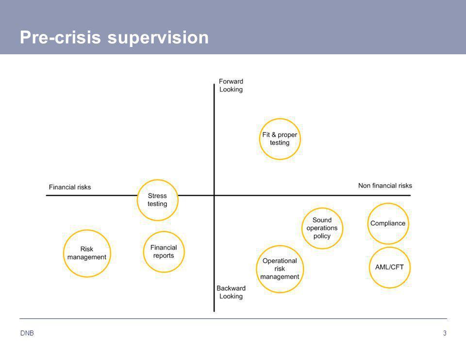 3 DNB Pre-crisis supervision
