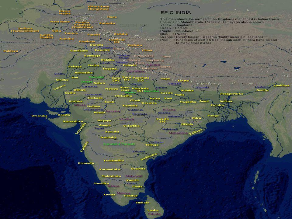 Logistics Kauravas :11 Akshouhini Pandavas : 7 Akshouhini 1 Akshouhini = 21,870 chariots, 21,870 elephants, 65,610 horses and 109,350 foot-soldiers (in a ratio of 1:1:3:5).