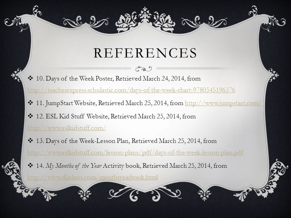 REFERENCES  10.
