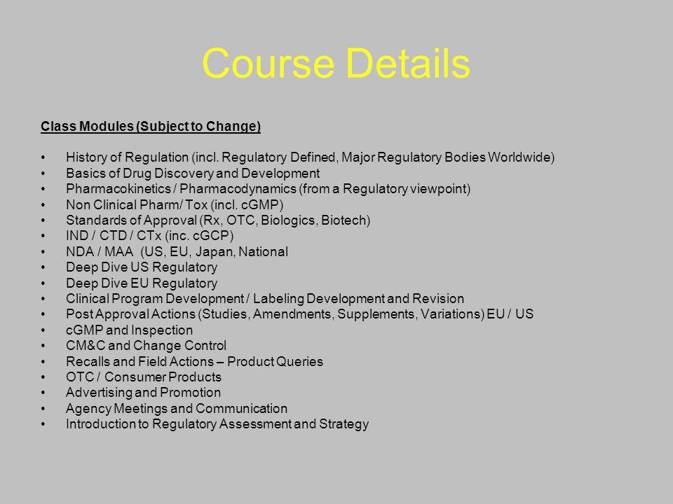 Course Details Method of Assessment: 3 Take Home (24- Hour) Assessments, 10 short responses per assessment.