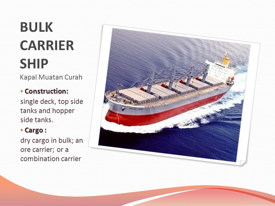 CONTAINER SHIP Kapal Kontainer Cargo: carry the load in truck-size intermodal containers (containerization)
