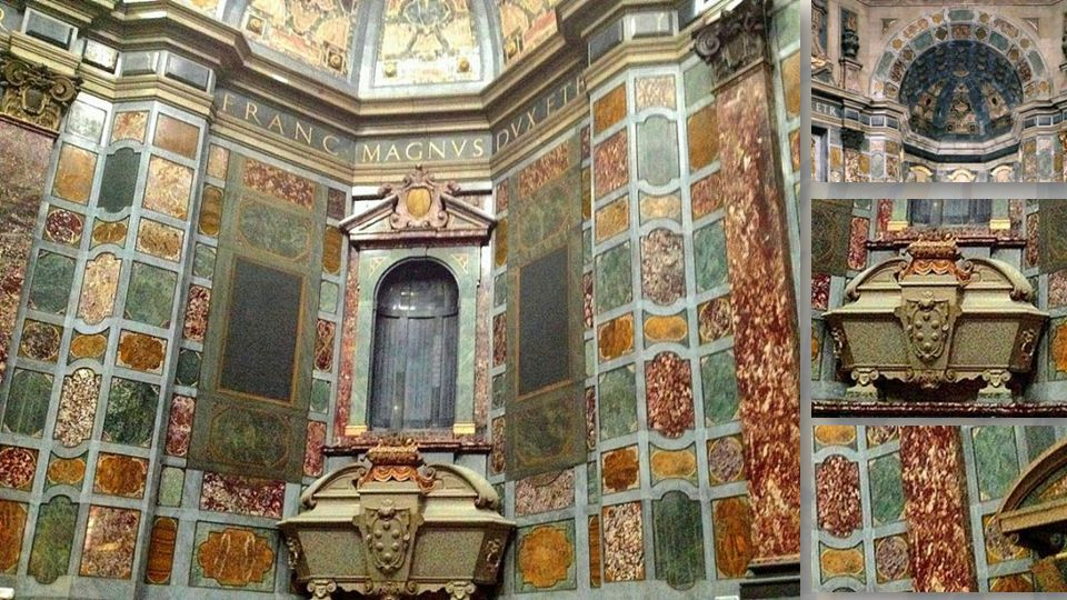 The Medici Chapels - Chapel of the Princes