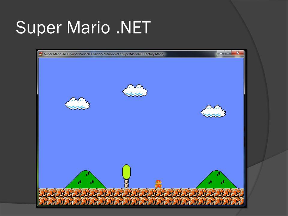 Super Mario.NET