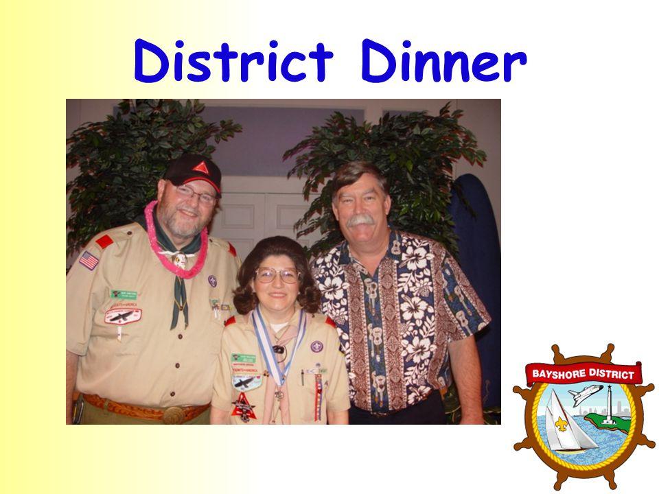 District Dinner