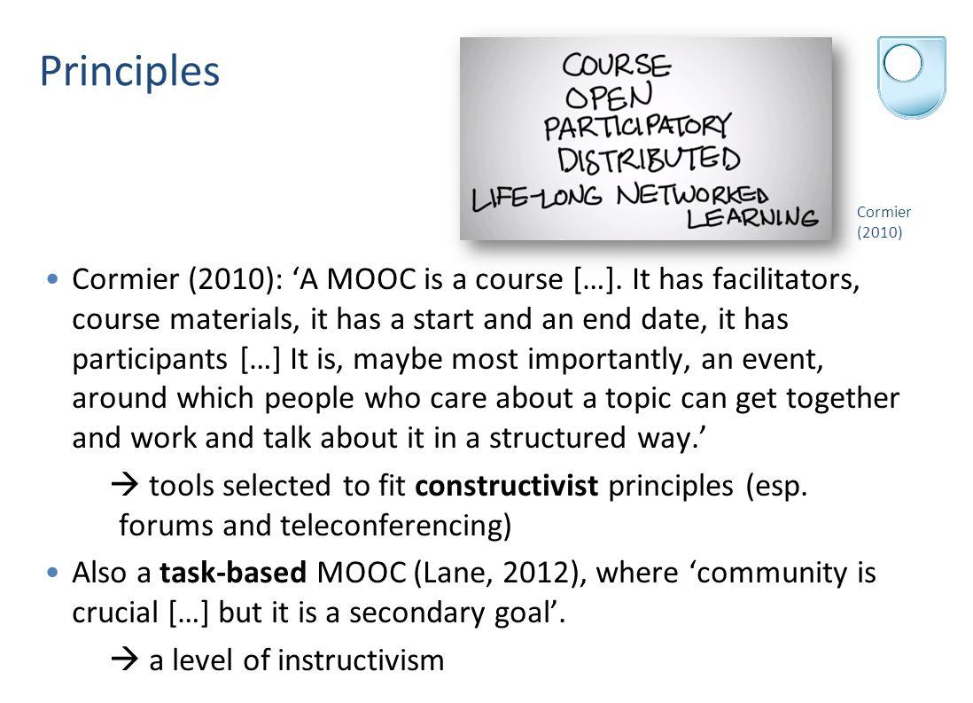 References Cormier, D.(2010a).