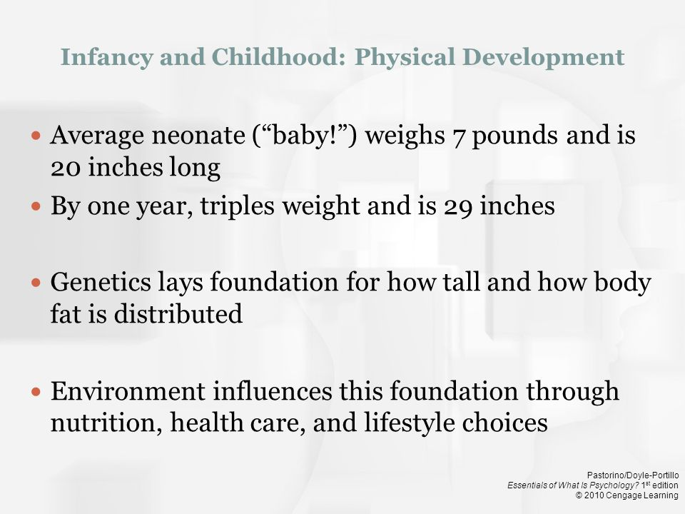 Gender Role Development By 2 or 3 years, children know their own gender and can label that of others At early age, children develop schemas about gender roles  Societal expectations for female and male behavior By age 6, children understand that gender is constant – gender permanence Gender schema theory – modeling and reinforcement contribute to children's construction of gender schemas