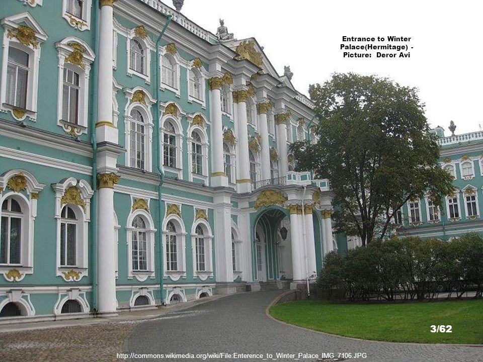http://commons.wikimedia.org/wiki/File:Zimní_palác_(3).jpg Picture: Dezidor 2/62