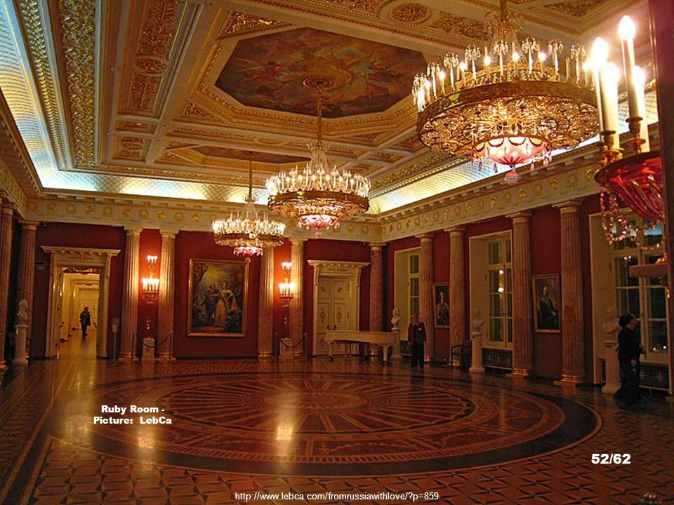 http://commons.wikimedia.org/wiki/File:Palace-p1040040.jpg Golden Room - Picture: El Pantera 51/62