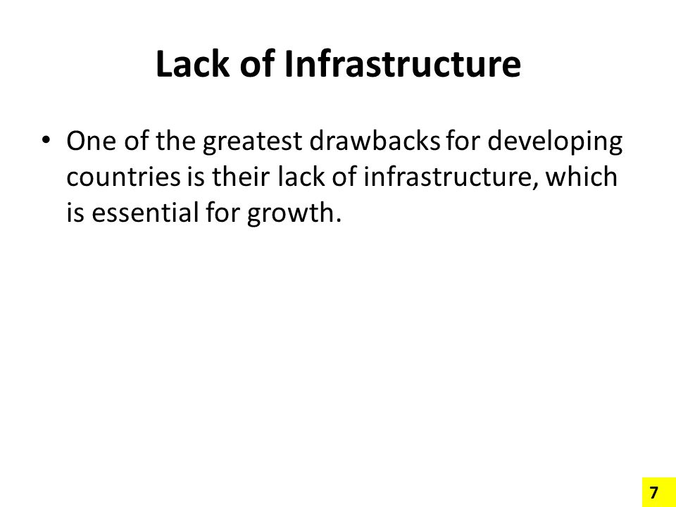 Ineffective Tax Structures Tax revenues provide governments with the means to finance necessary public services, such as education and health care, and to generally improve the infrastructure of the country.