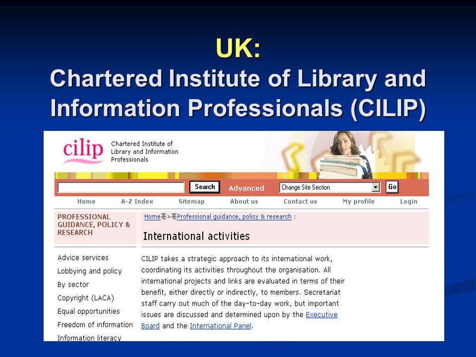 (CILIP's Sri Lanka tsunami page)