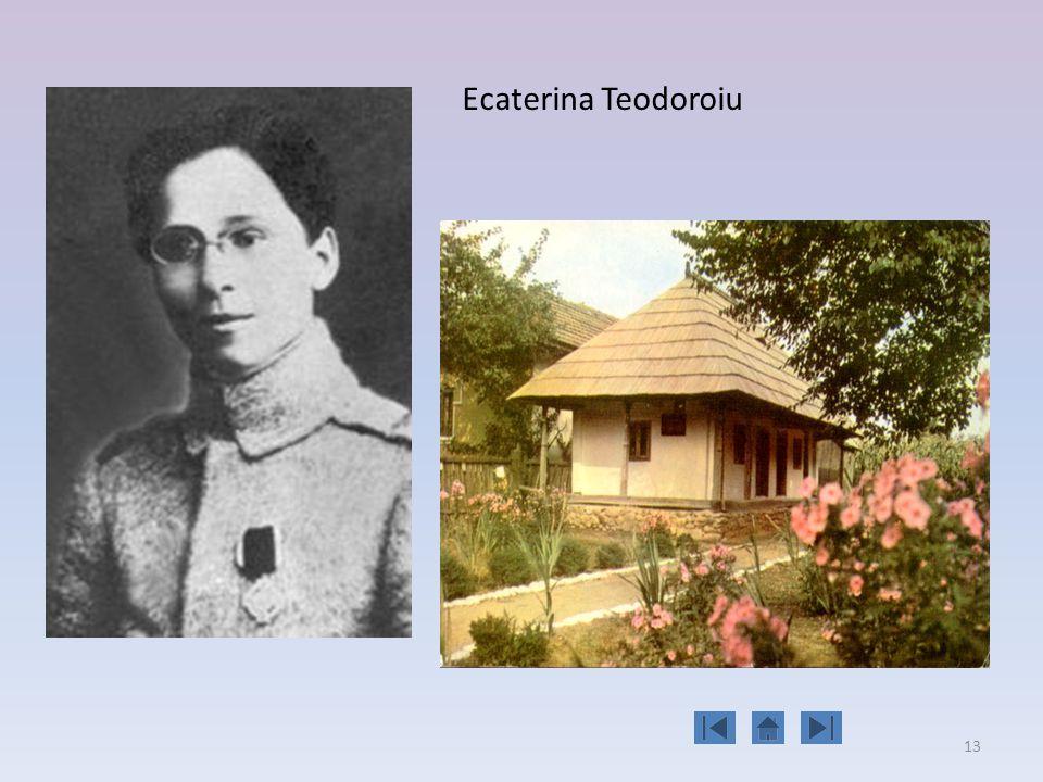 13 Ecaterina Teodoroiu