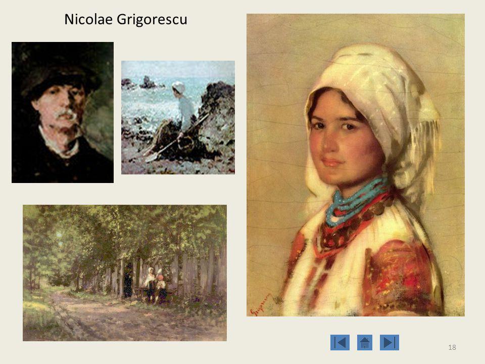 18 Nicolae Grigorescu