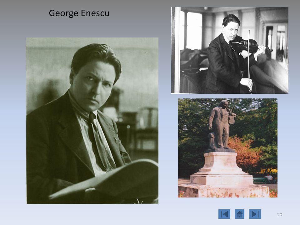 20 George Enescu