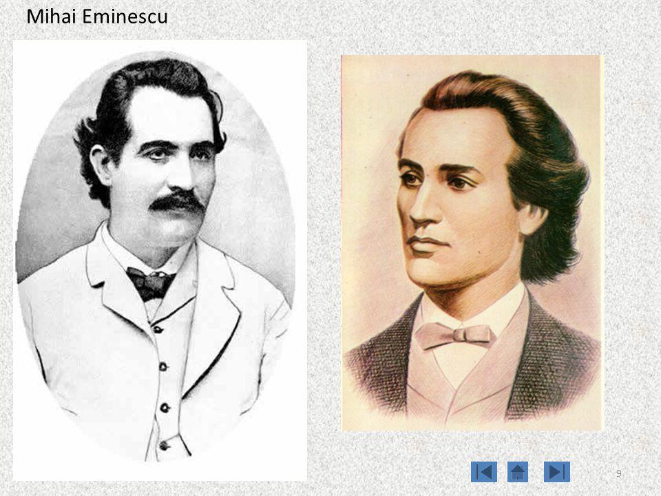 9 Mihai Eminescu