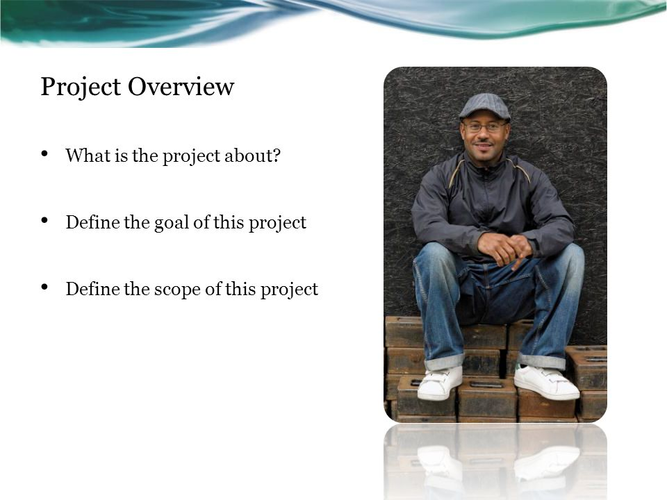 Project Overview What is the project about.