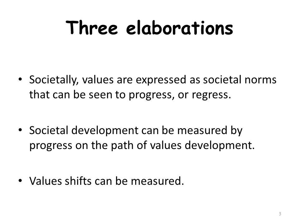 Whose values.