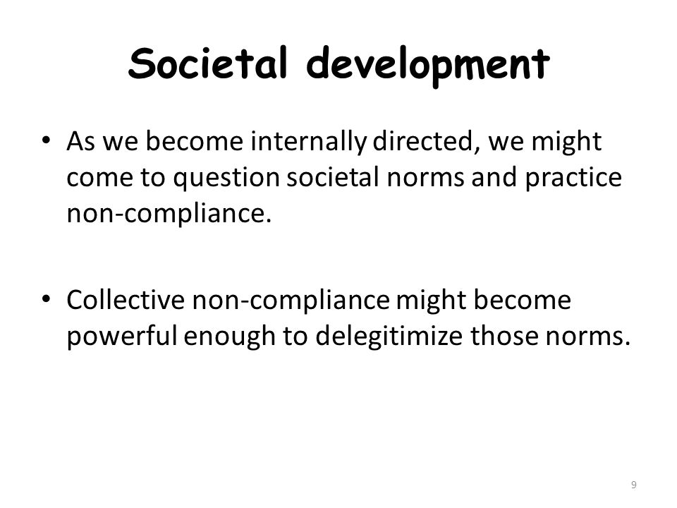 Values development process As we age—infant to adult….—new demands are made on us requiring shifts in our priorities.